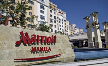 Marriott Manila, venue for the conference