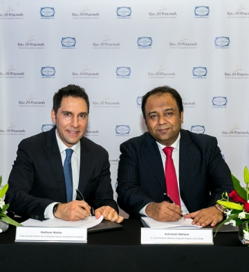 Ras Al Khaimah signs agreement with Cox & Kings