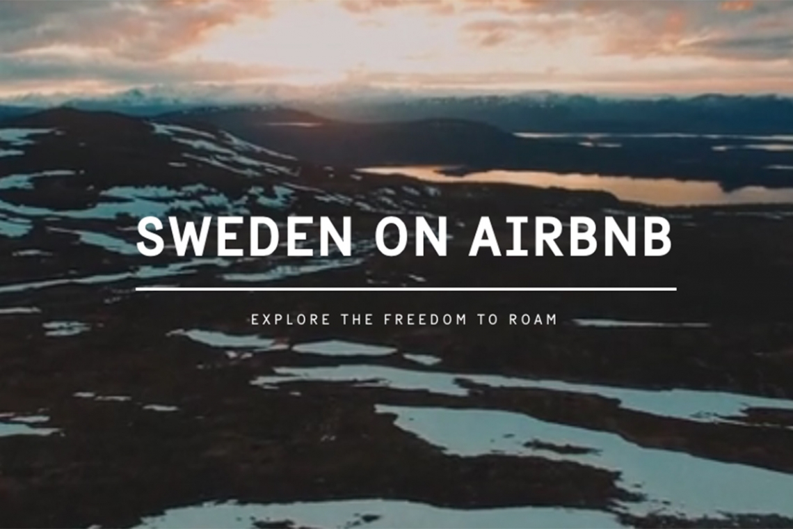 Sweden Has Listed The Whole Country on Airbnb