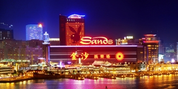 AVIAREPS to represent Sands Resorts Macao in India