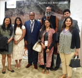 Zambia Tourism organises FAM for Indian agents